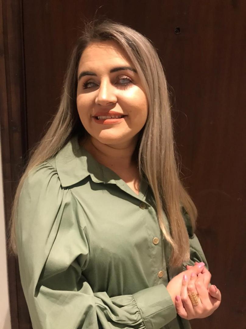 Foto da Psicóloga Priscila Gomes - No artigo 3 Estágios para vencer às preocupações